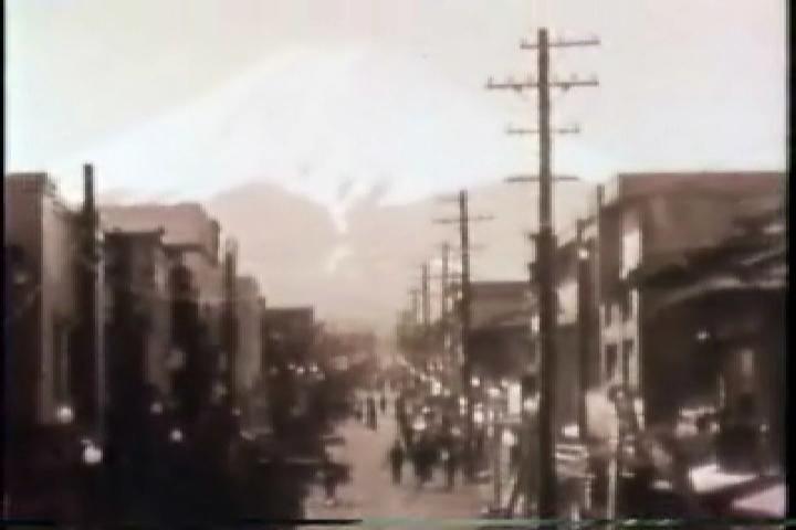 富士吉田市の胎動